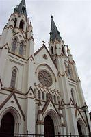 St John the Baptist cathedral in Savanna Georgia
