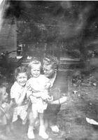 Sally Vicky Judy Kimling and Aunt Erma