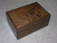 Walnut Box for Kim